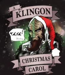 Discount tickets: A Klingon Christmas Carol: Dickens Meets Star ...