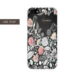 Customized iPhone case by CaseStudyCovers $28 and up